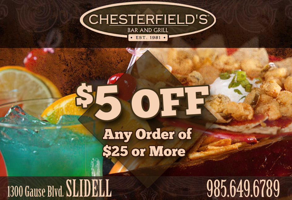 Chesterfield's Bar & Grill