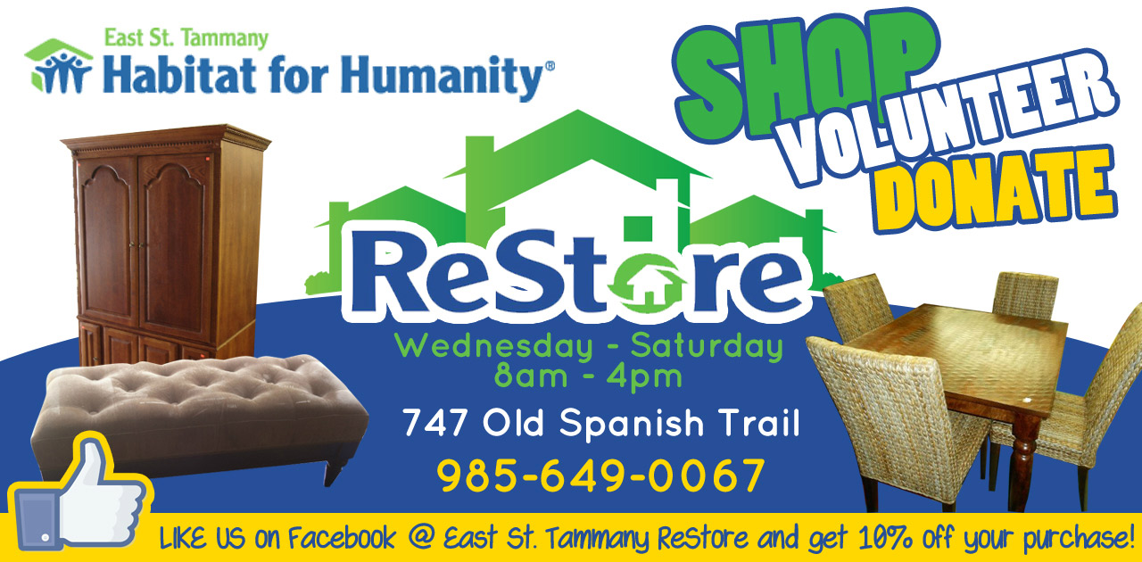 Habitat for Humanity ReStore – Slidell