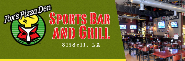 Fox's Pizza Den Sports Bar and Grill