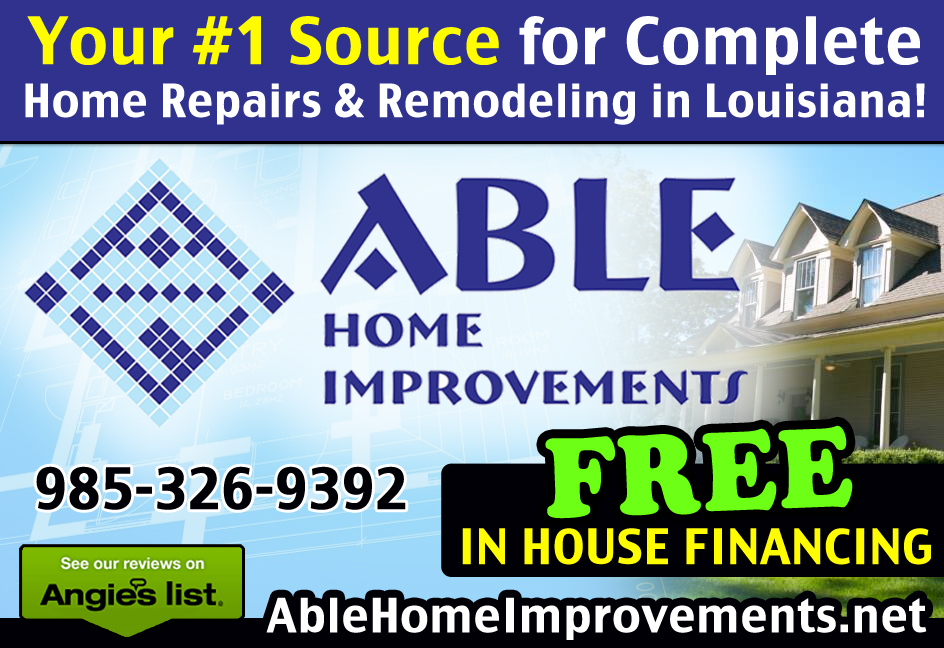 Able Home Improvements