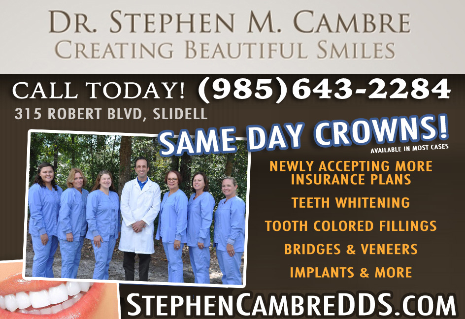 Dr. Stephen M. Cambre | General Dentistry