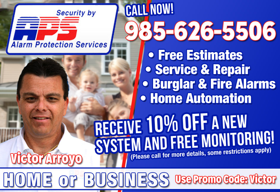 Security by Alarm Protection Services