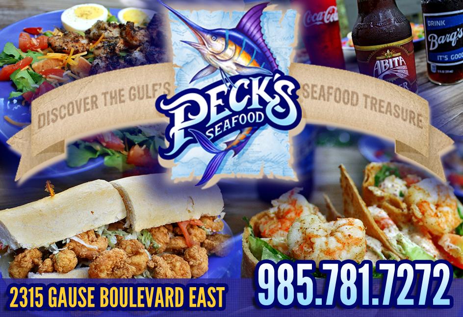 Peck's Seafood