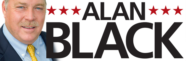 Alan Black for District Attorney