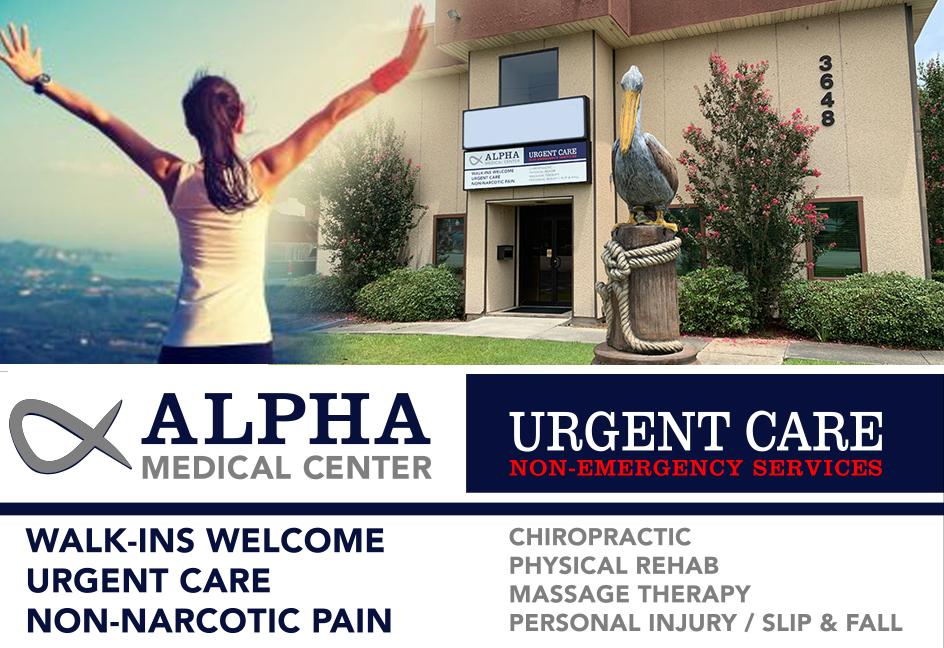 Alpha Spine and Wellness