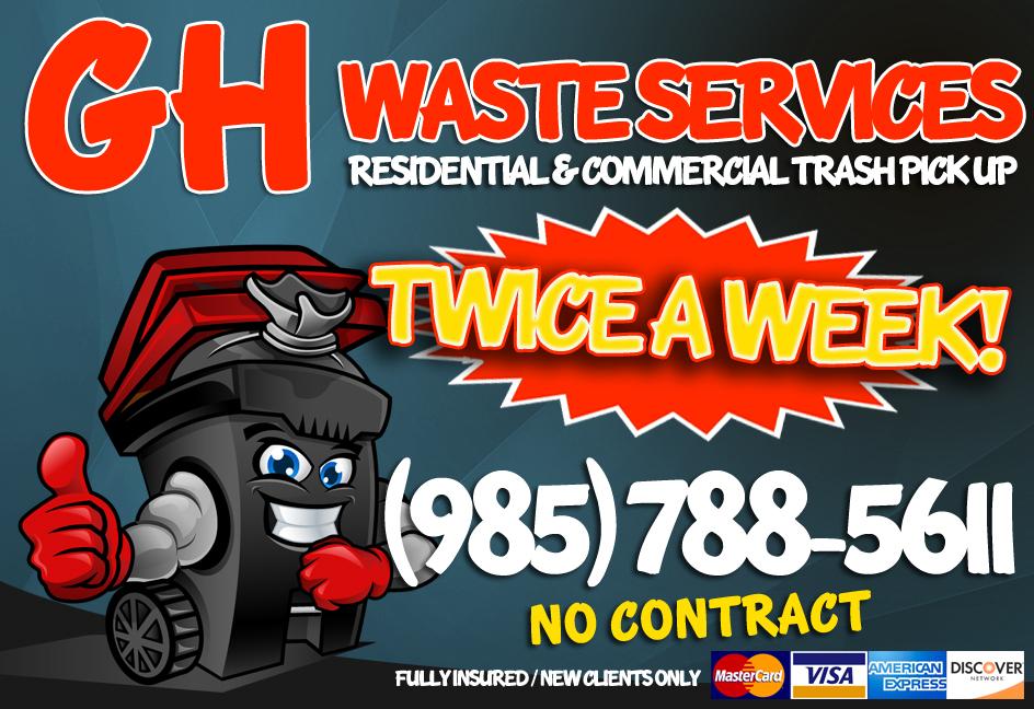 GH Waste Services