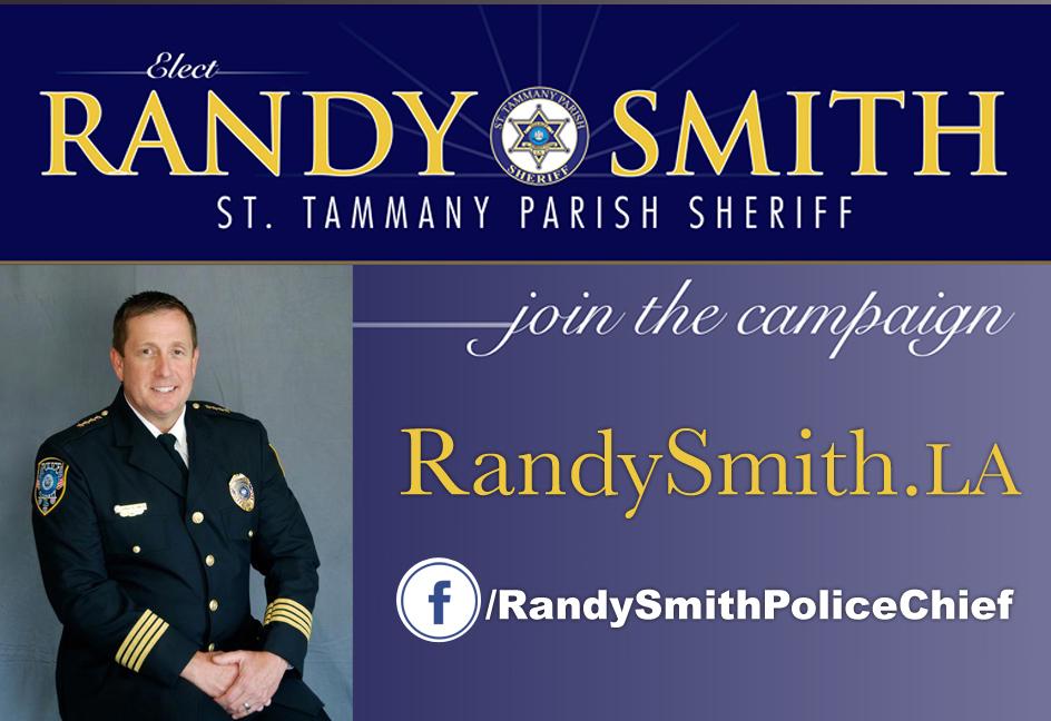 Randy Smith for St. Tammany Parish Sheriff