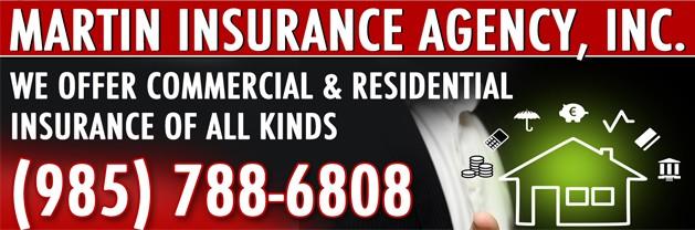 David Miceli of Martin Insurance Agency