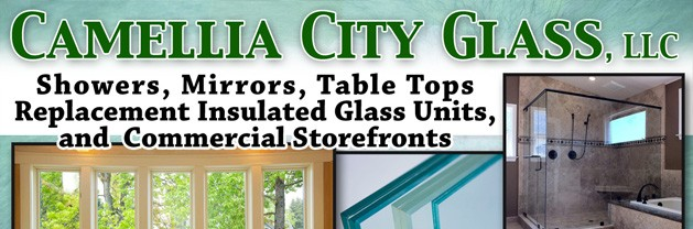 Camellia City Glass