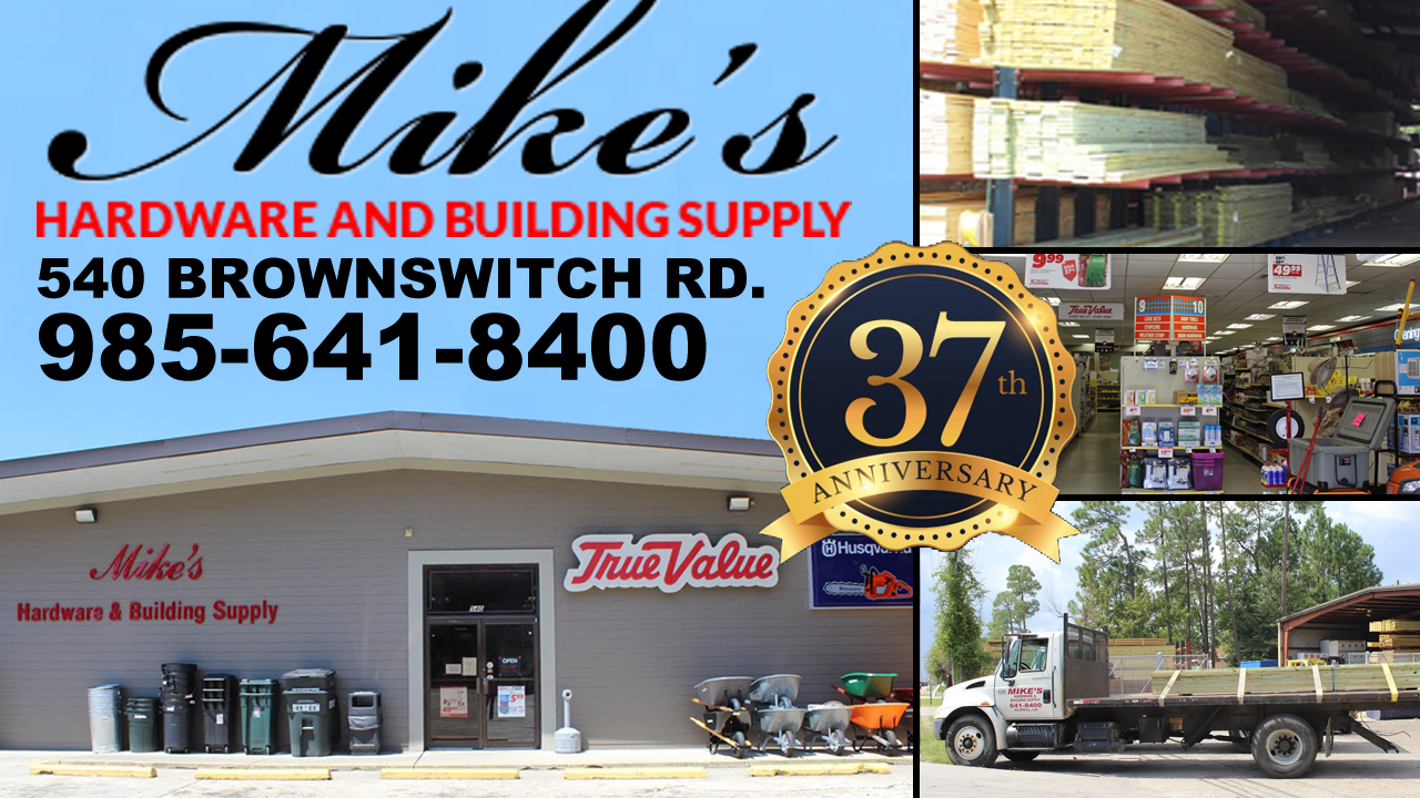 Mike S Hardware Amp Building Supply Local Advertising