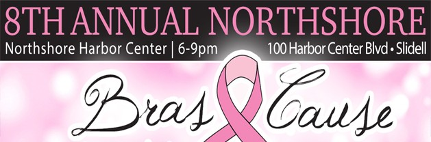Bras For A Cause   Oct. 11th 2018