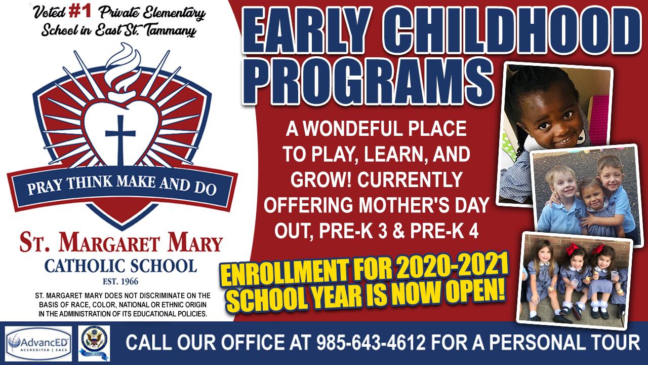 St Margaret Mary Catholic School