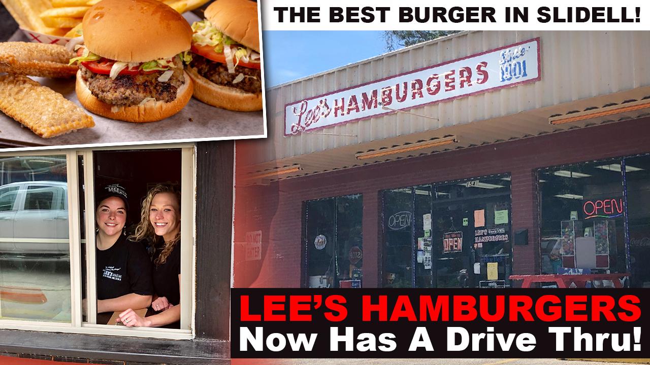 Lee's Hamburgers