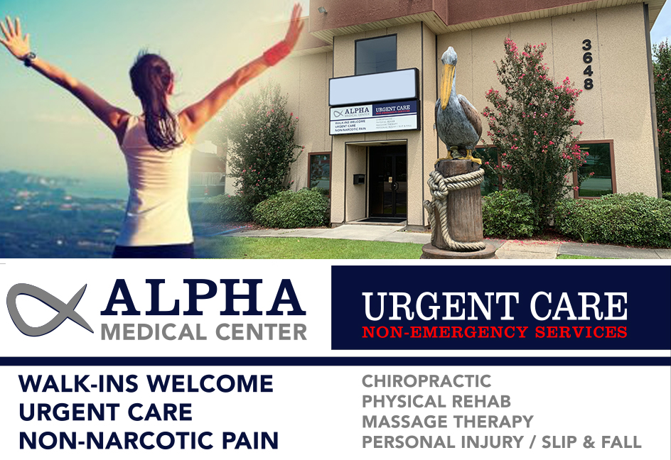 Alpha Spine and Wellness