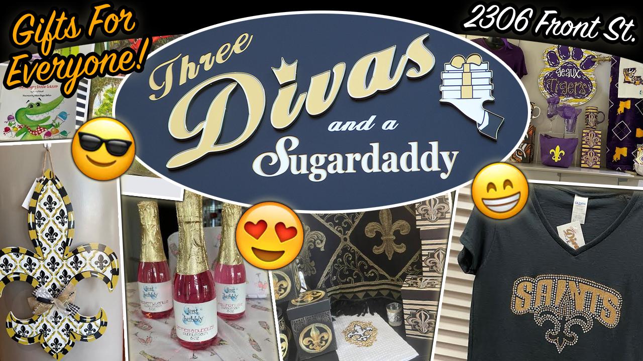 Three Divas and a Sugardaddy