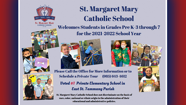 St Margaret Mary Catholic School