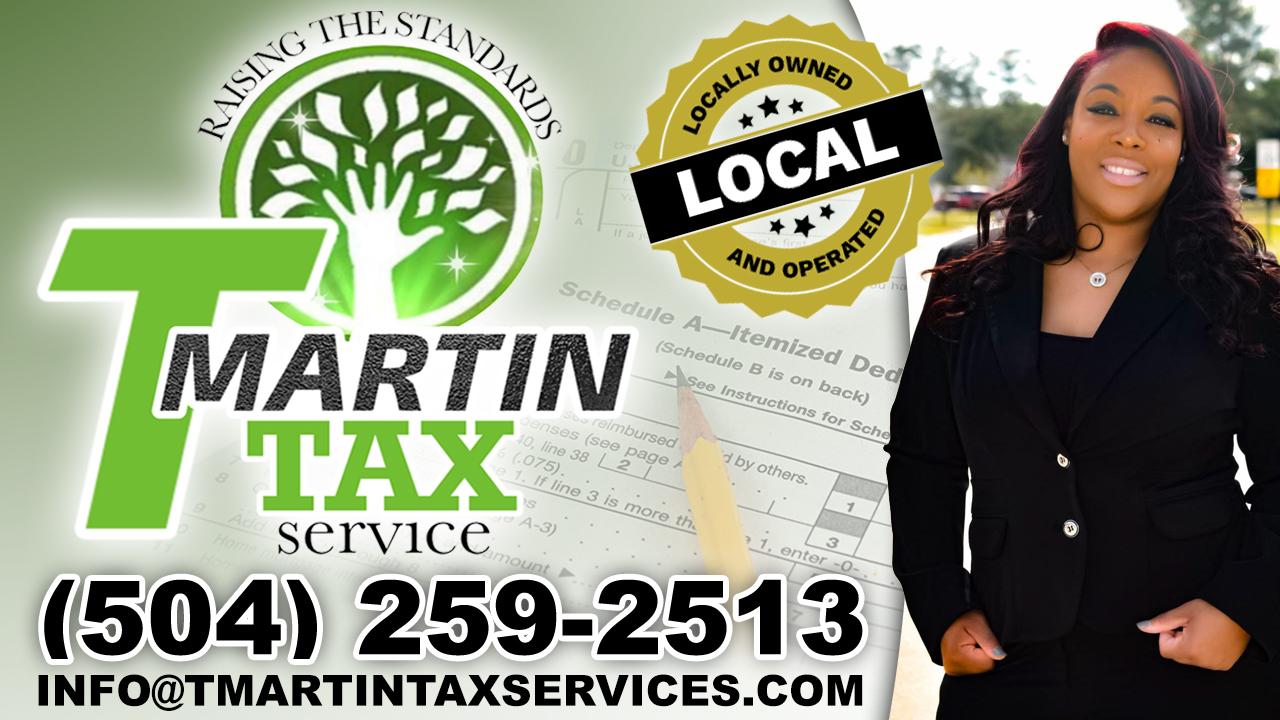 T Martin Tax Service