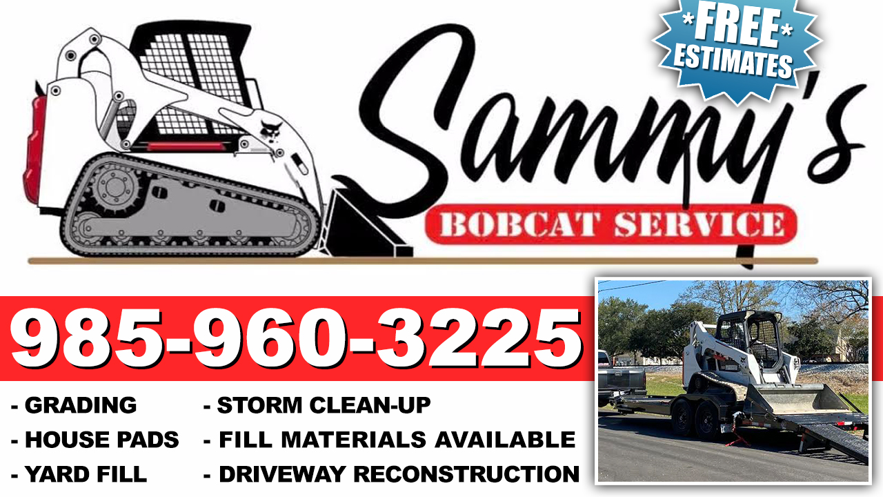 Sammy's Bobcat Services