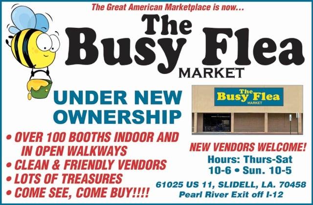 The Busy Flea